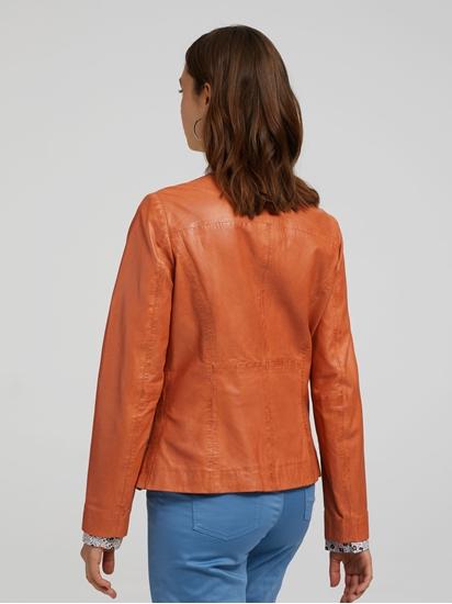 Image sur Vest cuir