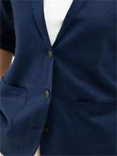 Image sur Blazer jersey fil flammé