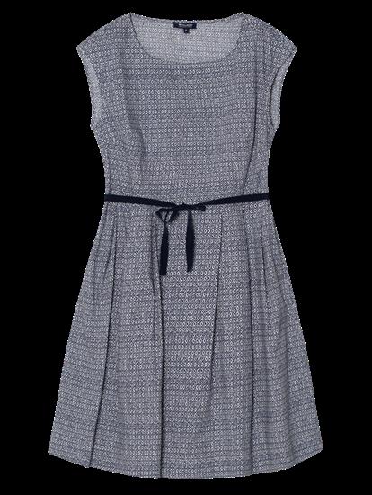 Bild von Kleid mit Micro-Print