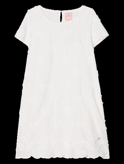 Bild von Kleid mit Stickerei