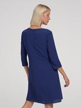 Bild von Kleid mit Einsätzen