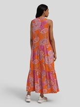 Image sur Robe d'été imprimé Paisley