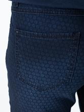 Bild von Jeans mit Micro-Muster CICI