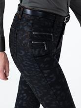 Bild von Jeans im Regular Fit mit Print MALU ZIP