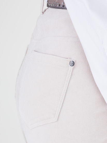 Bild von Jeans aus Samt im Slim Fit