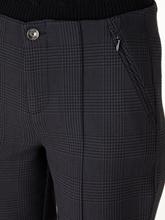 Image sur Pantalon slim fit à carreaux ANNA