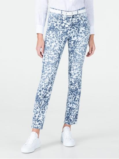 Image sur Jeans Regular Fit imprimé PATTI
