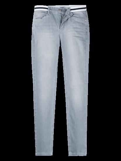 Image sur Jean Slim Fit avec ceinture élastique