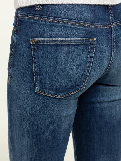 Bild von Jeans mit Umschlag mit Print PINA