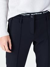 Image sur Pantalon avec inscription à la ceinture RHONA