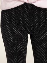 Image sur Pantalon jersey imprimé