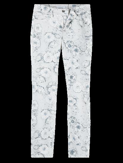 Bild von Jeans mit Blumen-Print PARLA