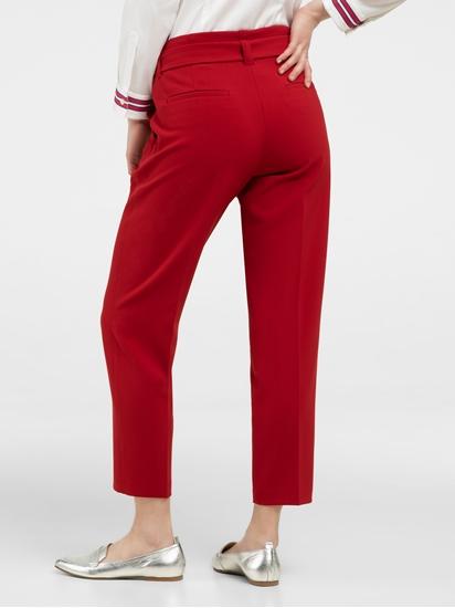 Image sur Pantalon crêpe avec ceinture