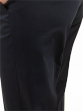 Image sur Pantalon chino avec revers STELLA