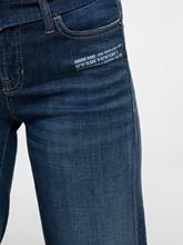 Image sur Jupe-culotte denim avec ceinture