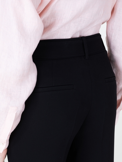 Image sur Jupe-culotte avec ceinture à nouer CLAIRE