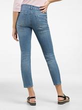 Bild von Jeans im Slim Fit mit floralen Nieten LIU