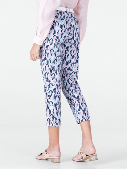 Image sur Pantalon chino imprimé MARA S