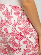 Image sur Pantalon imprimé MARON