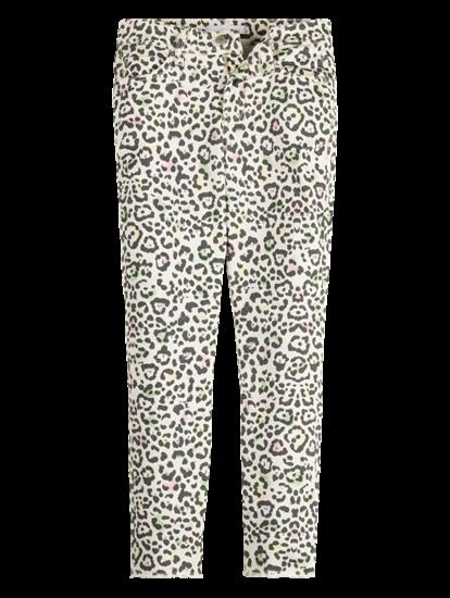Image sur Jean imprimé léopard PARLA