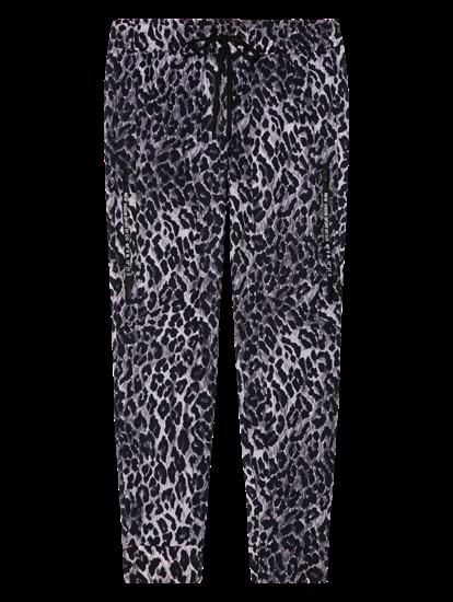Image sur Pantalon imprimé léopard