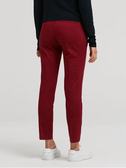 Image sur Pantalon chino Slim Fit MARON