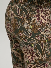 Bild von Hose mit Blumen-Print MARON