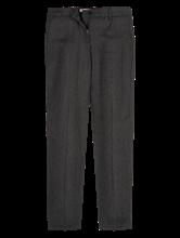 Image sur Pantalon business motif à chevrons MONROE