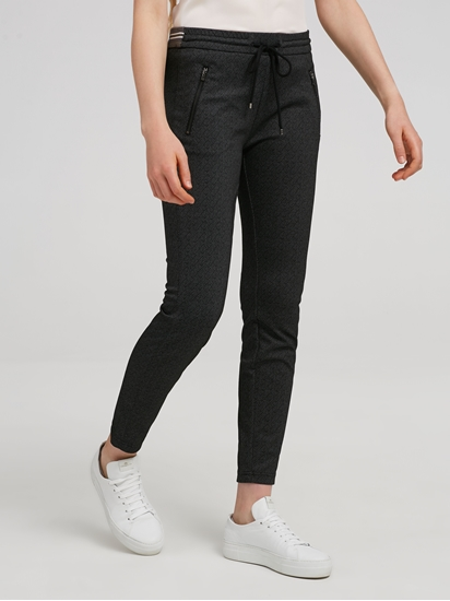 Image sur Pantalon imprimé et lurex EASY SMART