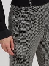 Bild von Jersey Hose mit Micro-Muster