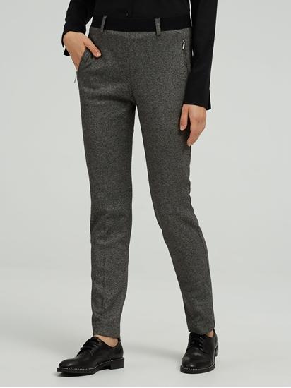 Image sur Pantalon jersey moucheté Super Slim Fit LILLYTH