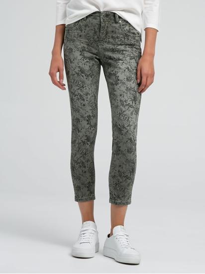 Bild von Jeans im Slim Fit mit Print ORNELLA