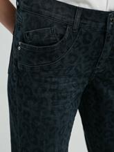 Bild von Jeans im Loose Fit mit Print PATTI