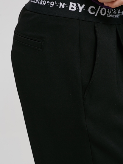 Image sur Pantalon taille élastique JAQUELINE
