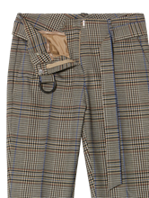 Image sur Pantalon business motif Prince-de-Galles KAIA