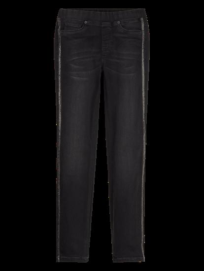 Bild von Jeans mit Strasssteinen PHILIA
