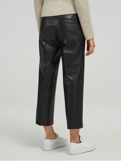 Image sur Jupe-culotte similicuir