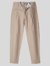 Image sur Pantalon lin à plis