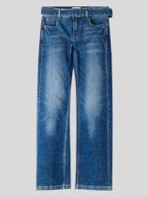 Bild von Jeans mit Gürtel TESS