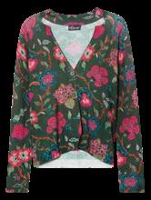 Image sur Cardigan motif à fleurs