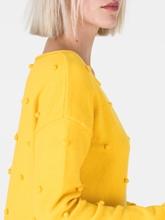 Image sur Pullover à mini-pompons