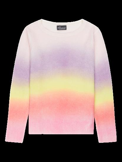 Image sur Pullover multicolore