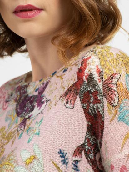 Bild von Pullover mit Print