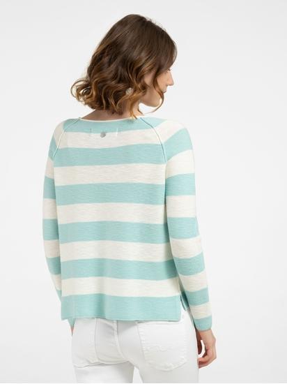 Image sur Pullover mit Streifen