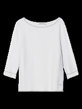 Image sur Pullover avec rayure latétale en lurex