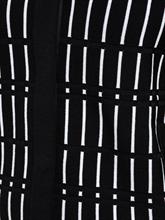 Bild von Cardigan mit Streifen