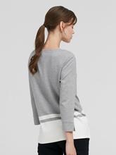 Image sur Pullover à rayures BOBBIE