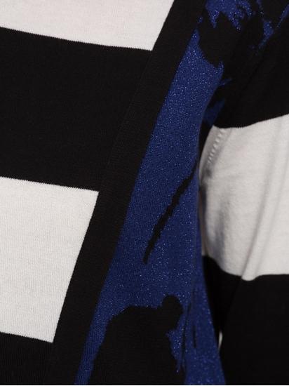 Bild von Pullover mit Streifen und Lurex