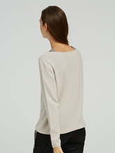 Image sur Pullover avec pierres de strass