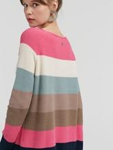 Image sur Pullover à rayures KLERAN L